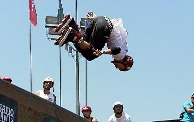 Patins Esporte Espetacular (Foto: Reprodução/TV Globo)