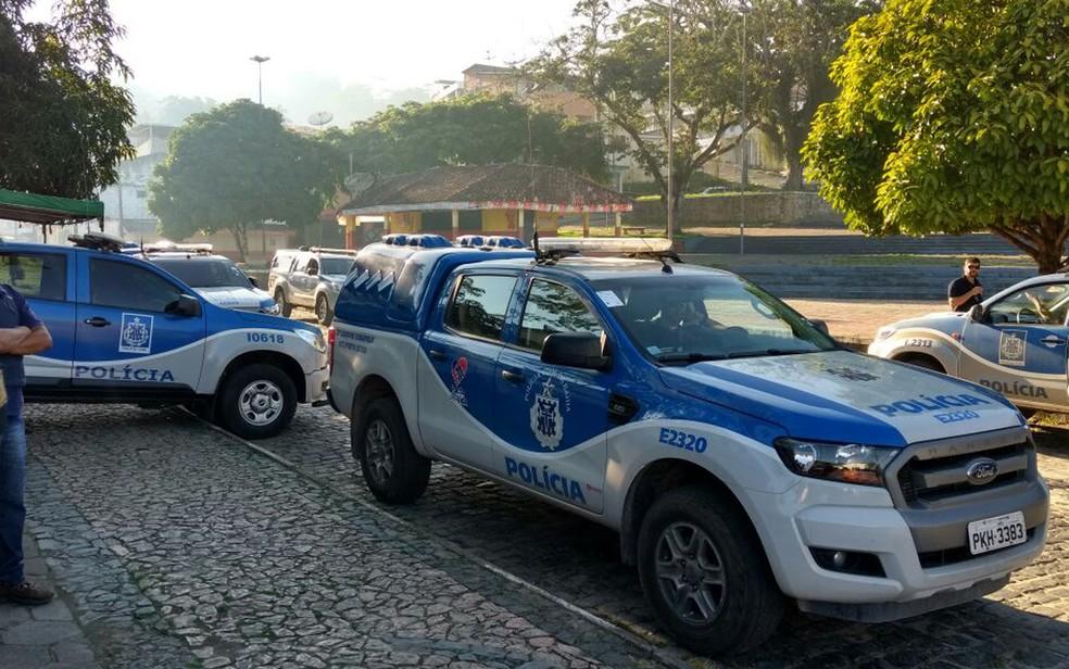 Segundo polícia, líder de organização criminosa está foragido (Foto: Divulgação/ Polícia Civil)