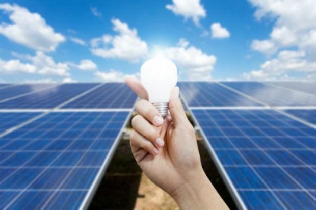 Painéis solares (Foto: Caminhos Para o Futuro)