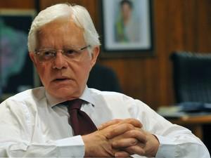 O ministro da Secretaria de Assuntos Estratégicos, Moreira Franco (Foto: Valter Campanato/ABr)