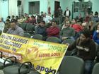 Moradores elaboram projeto de lei para baixar salário dos vereadores