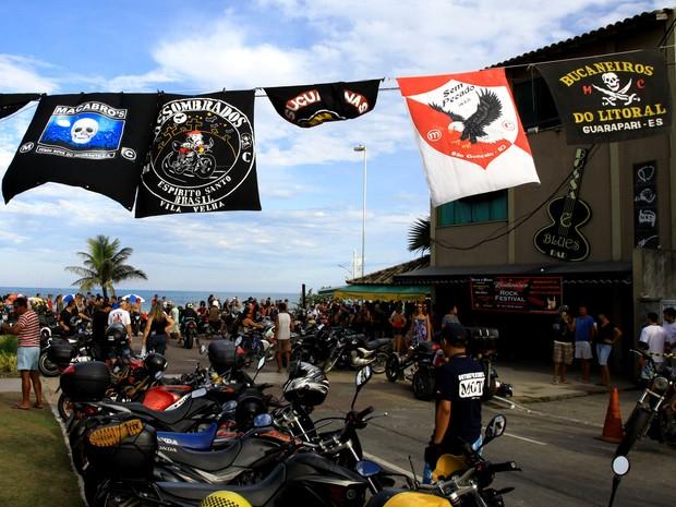 Encontro de Motociclistas em 2012 (Foto: Jorge Ronald/ Divulgação)