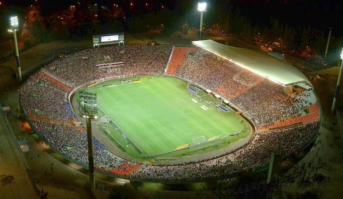 Estádio Malvinas Argentinas, Mendoza (Foto: Divulgação/ Governo de Mendoza)