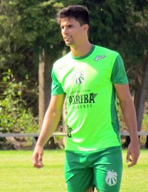 Caldense acerta contratação de revelação do Atlético-MG para o Mineiro (Foto: Assessoria de Imprensa Caldense)