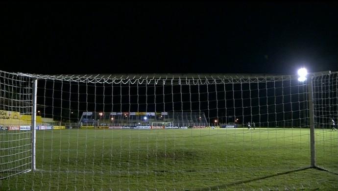 Estádio Passo das Emas  (Foto: Reprodução \Premiere)