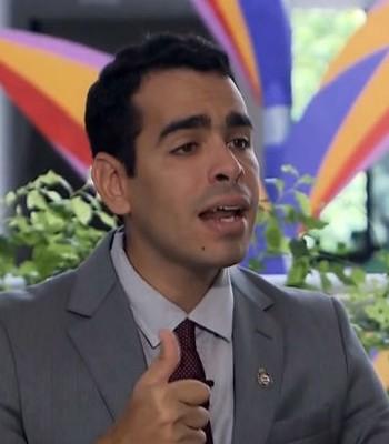 Marcelo Sant'Ana promete readequar a realidade financeira do Bahia (Foto: Reprodução SporTV)