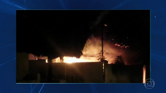 Bandidos incendeiam pelo menos 29 veículos no Rio Grande do Norte