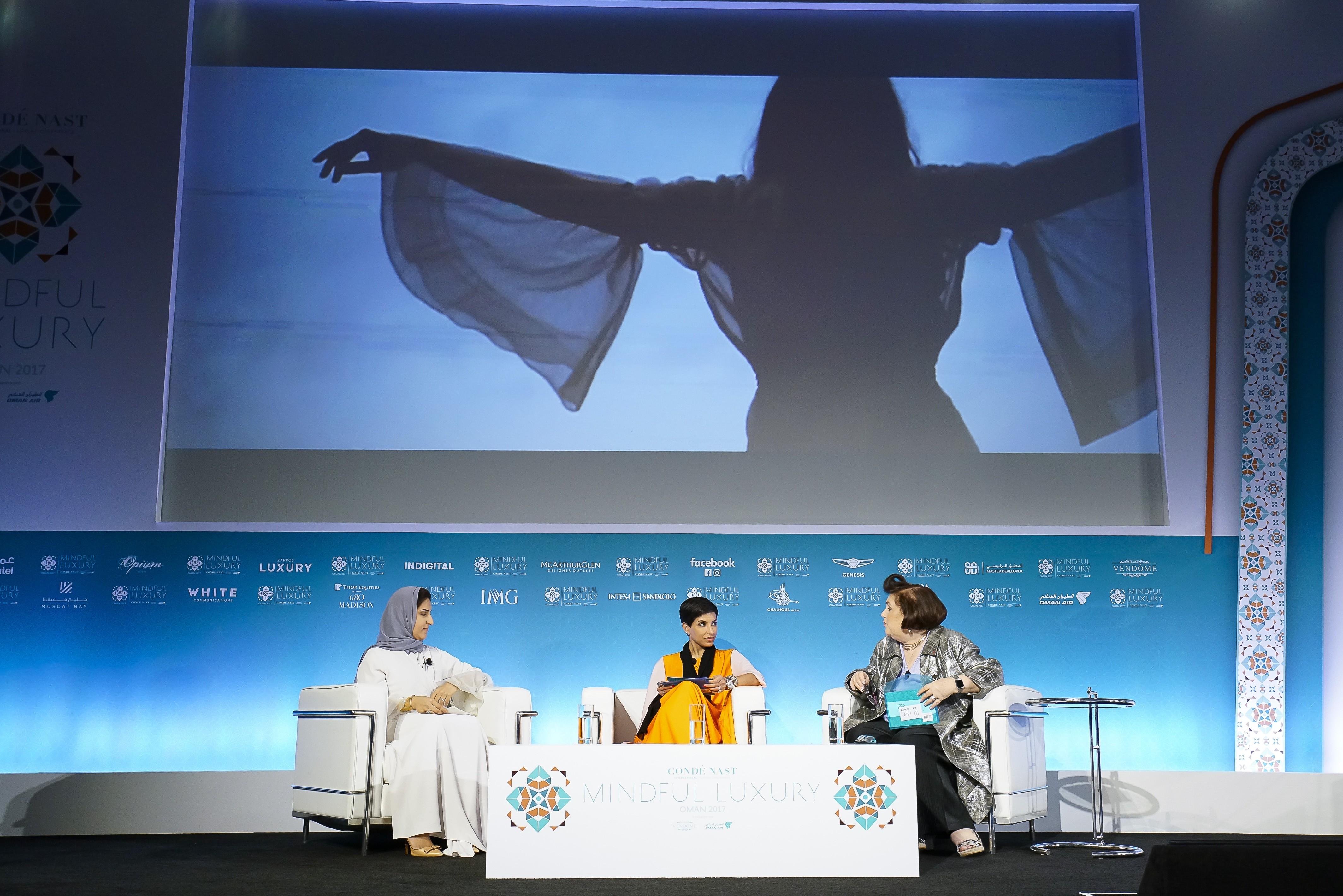 A terceira conferência da Condé Nast International teve Luxo Consciente como tema (Foto: InDigital)