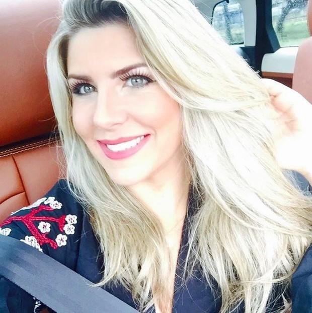 Iris Stefanelli a caminho do reencontro com Diego Alemão (Foto: Reprodução/Instagram)