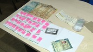 Em Santarém, dupla é presa com mais de 300 unidades de drogas sintéticas