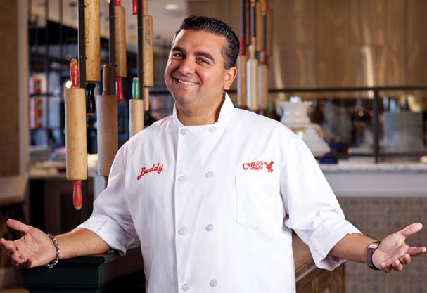 O Chefe Buddy Valastro está com a bola toda aqui no Brasil. Vem muuuita coisa boa por ai.. (Foto: Divulgação)