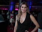 Deborah Secco comenta look sensual usado em premiação