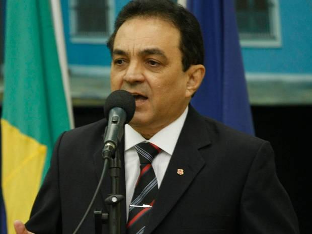 Prefeito de Belém, Duciomar Costa, é acusado de desvio de verba da saúde (Foto: Oswaldo Forte/Amazônia Hoje)