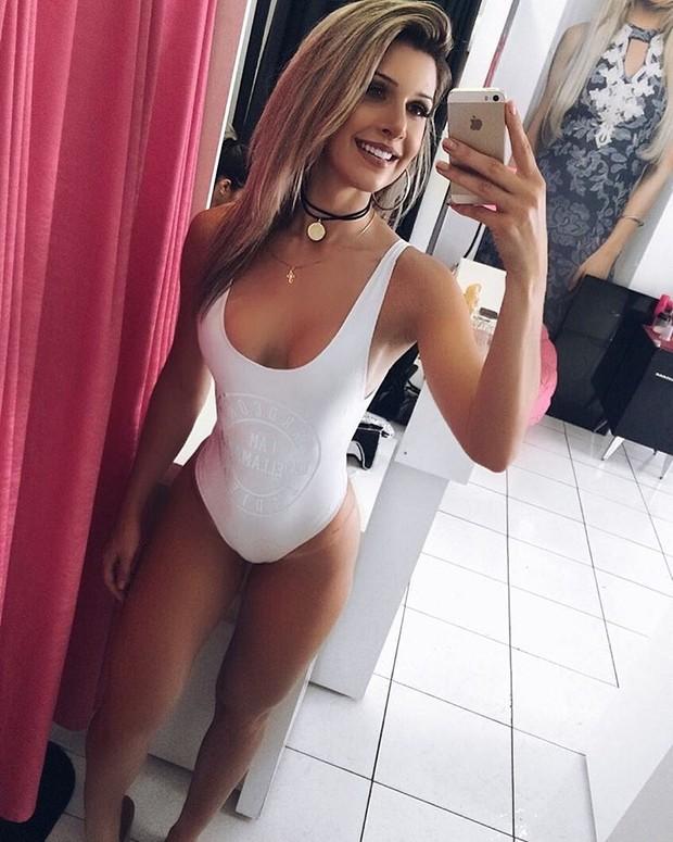 Tatiele Polyana  (Foto: Instagram / Divulgação)