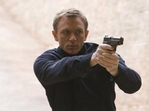 Daniel Craig é um dos atores que representou o 007