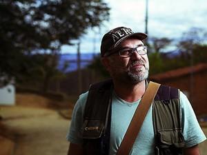 Alexandre Barbado, fotógrafo, Ouro Fino, Vale do Jequitinhonha (Foto: Arquivo Pessoal/ Alexandre Barbado)