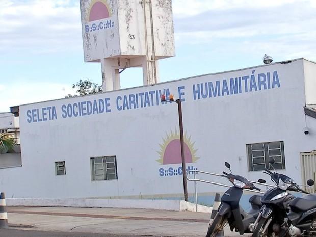 Seleta é uma dasque tem contrato com a prefeitura de Campo Grande (Foto: Reprodução/TV Morena)
