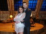 Ivete Sangalo e Anitta participam de gravação de DVD de Luan Santana