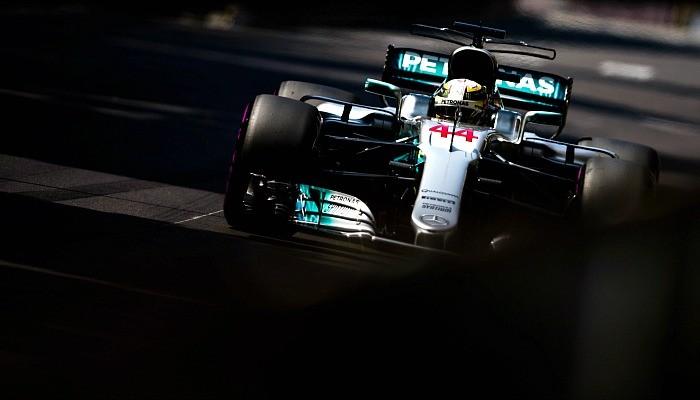 Lewis Hamilton vai largar na 13ª posição no grid do GP de Mônaco