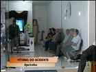 Três vítimas de acidente que matou cinco no RS são sepultadas em Ijuí