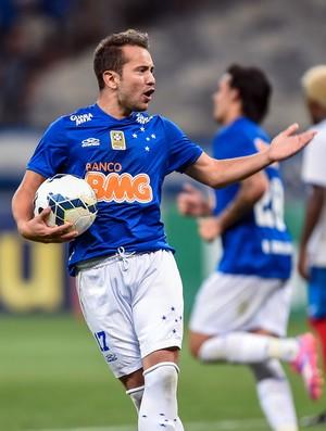 Cruzeiro x Bahia - Éverton Ribeiro (Foto: Agência Estado)