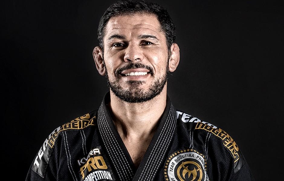 Antônio Rodrigo Nogueira, o Minotauro, em palestra motivacional (Foto: Divulgação)