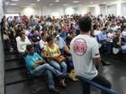 Em assembleia, professores da UEPG decidem seguir em greve