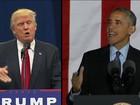 Trump acusa Obama de grampear telefone durante a campanha eleitoral