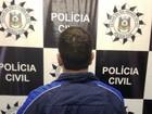 Condenado, homem é preso por suspeita de crime sexual em Pelotas