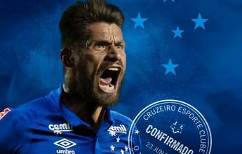 Fim da novela! Cruzeiro confirma a contratação do atacante Rafael Sobis