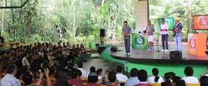 Semifinal do 'Cante o que Vier' vai ao ar no 'Paneiro' de sábado (10); veja os destaques (Gabriella Lira/Rede Amazônica)