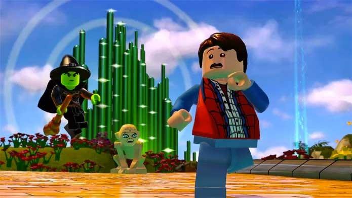 Lego Dimensions (Foto: Divulgação/Warner)