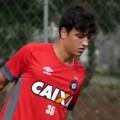 Matheus Anjos Atlético-PR (Foto: Fernando Freire)