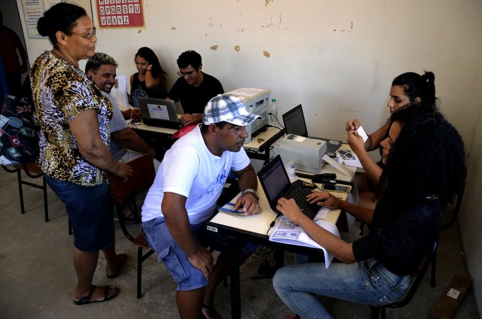 Inscrições do programa Chapéu de Palha no Litoral de Pernambuco terminam nesta quinta (Foto: Douglas Fagner/SEPLAG)