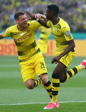 Dembele, Borussia (Foto: Reuters)