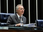 Calheiros pede para ser ouvido como testemunha de Lula em 15 de março