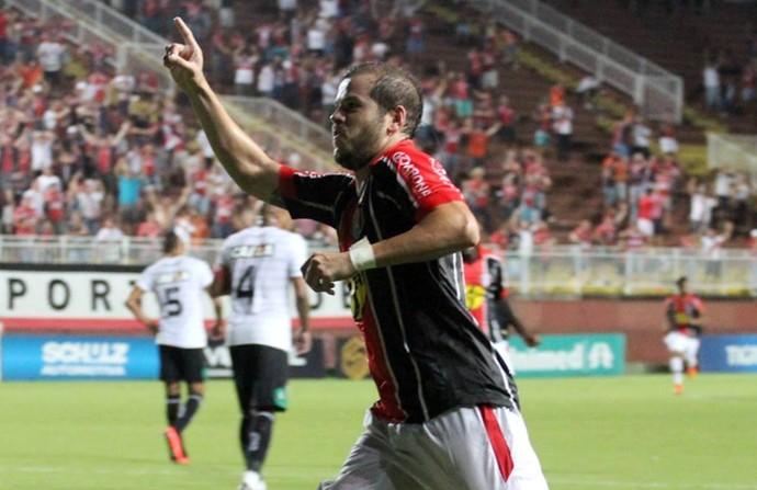 Tiago Luis Joinville (Foto: José Carlos Fornér/JEC)