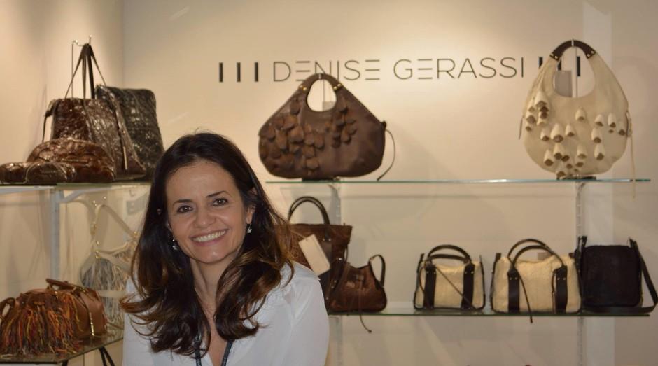 ef33efdcc7a Empreendedora fatura R  600 mil com bolsas com materiais da fauna e flora  brasileiras