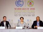 Mundo se reúne em Marrakesh para colocar em prática acordo do clima