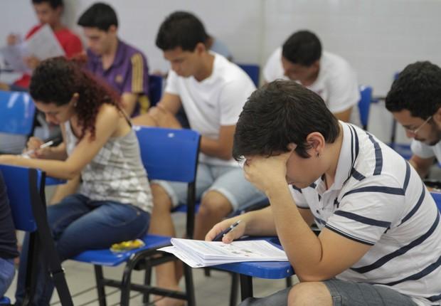 Fies ; educação ; escola ; sala de aula ; alunos ; ensino ; universitários ;  (Foto: Agência Brasil)