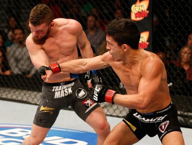 UFC x Joseph Benavidez x Dustin Ortiz (Foto: Getty Images)
