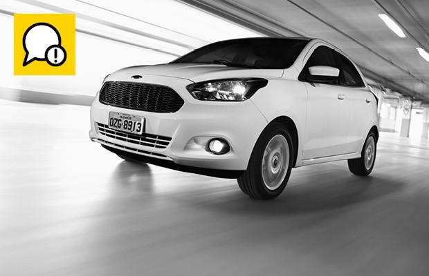 Reclame Aqui: Ford Ka (Foto: Autoesporte)