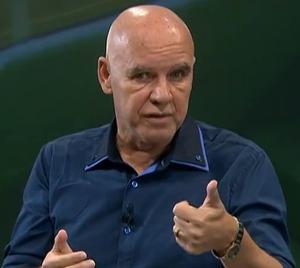 Valdir Espinosa, ex-técnico do Grêmio (Foto: Reprodução/SporTV)