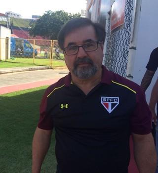 Marco Aurélio Cunha São Paulo (Foto: Marcelo Hazan)