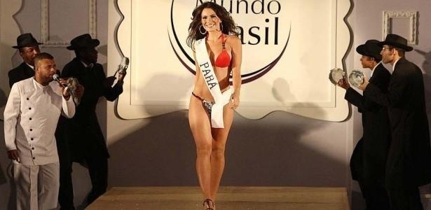 Kamilla Salgado, participante da casa de vidro do 'Big Brother Brasil 2013' (Foto: Reprodução / Facebook)