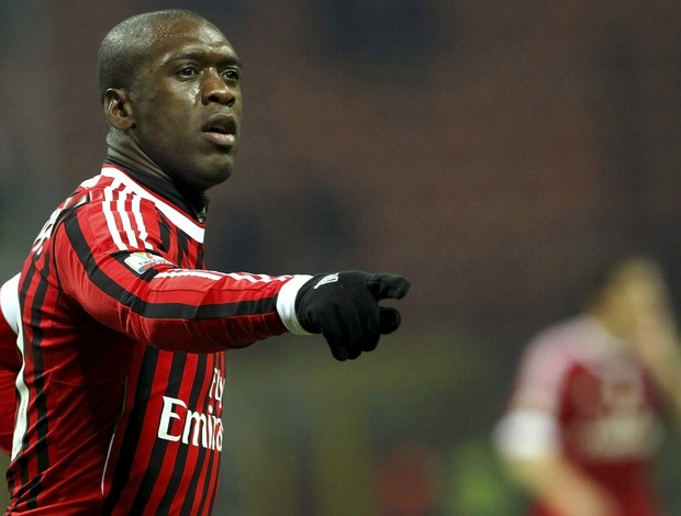 Clarence Seedorf Milan (Foto: Getty Images)