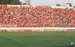 Estádio Novelli Júnior, em Itu (Foto: Gustavo Serbonchini / Globoesporte.com)
