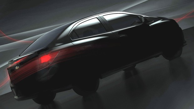 General Motors mostra novo Prisma pela primeira vez (Foto: Divulgação)