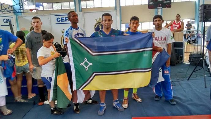 Amapá Luta Olímpica (Foto: (Reprodução/Facebook))