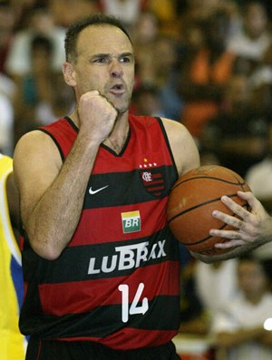 Basquete Oscar Flamengo (Foto: Reprodução/Site Oficial Oscar Schmidt)